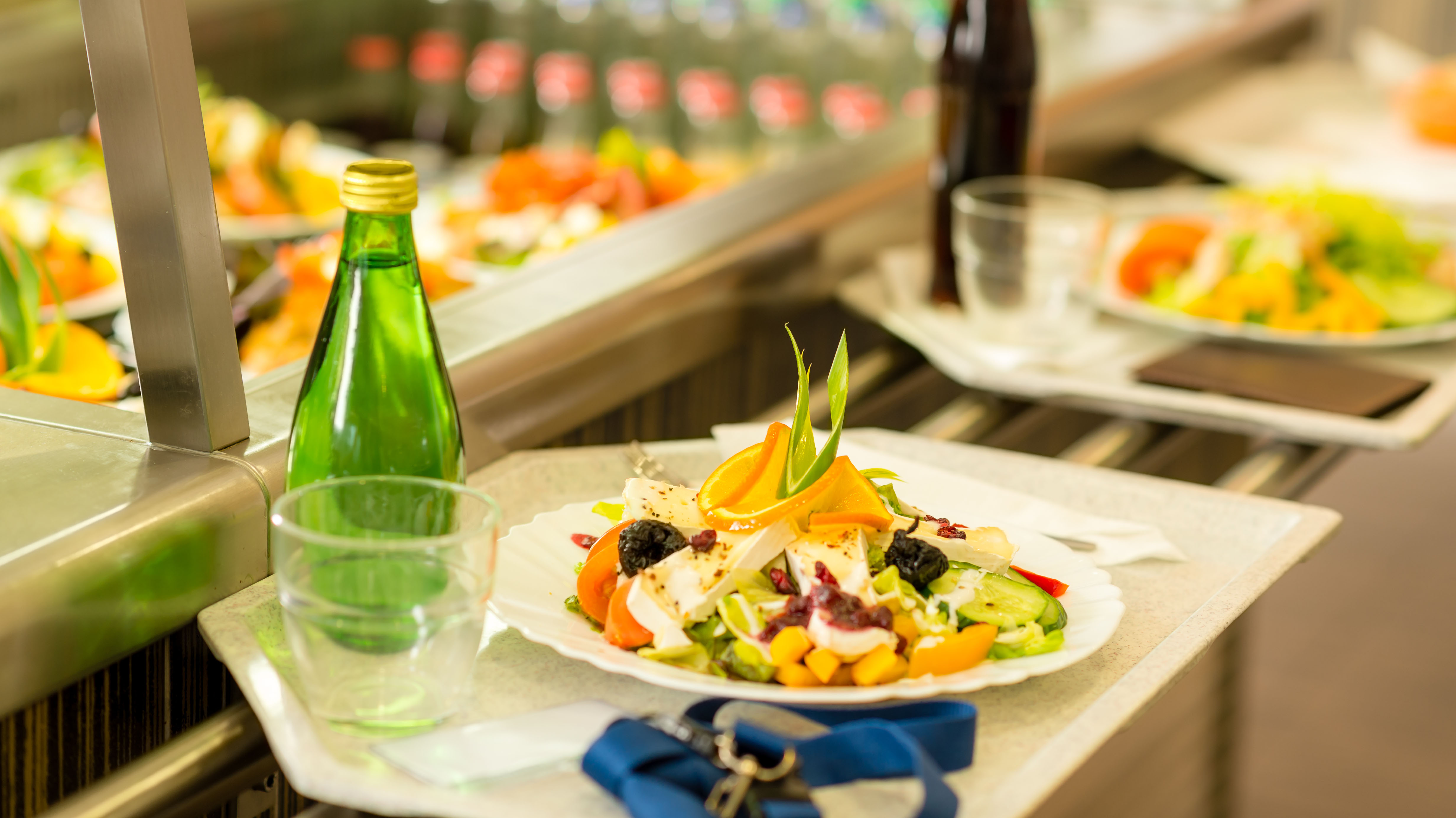 Workplace Menu Can Promote Women's Health