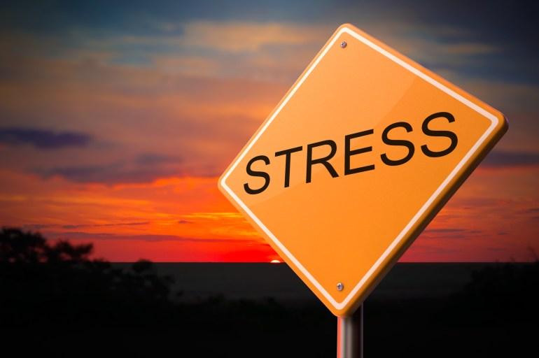 Anxiety v Stress