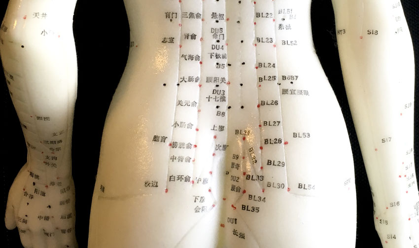 Acupuncture Relieves Pregnancy Pain