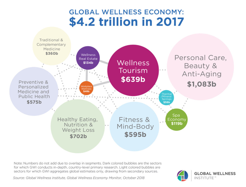 global wellness economy