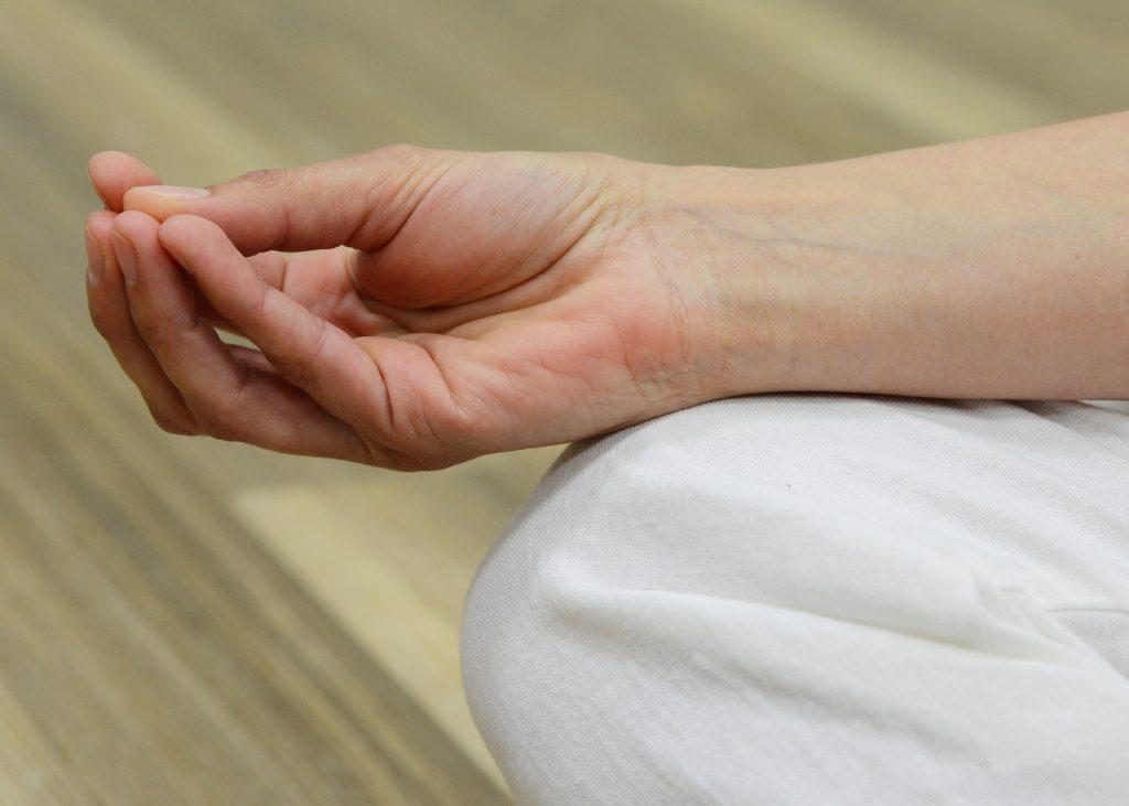 yoga helped anxiety