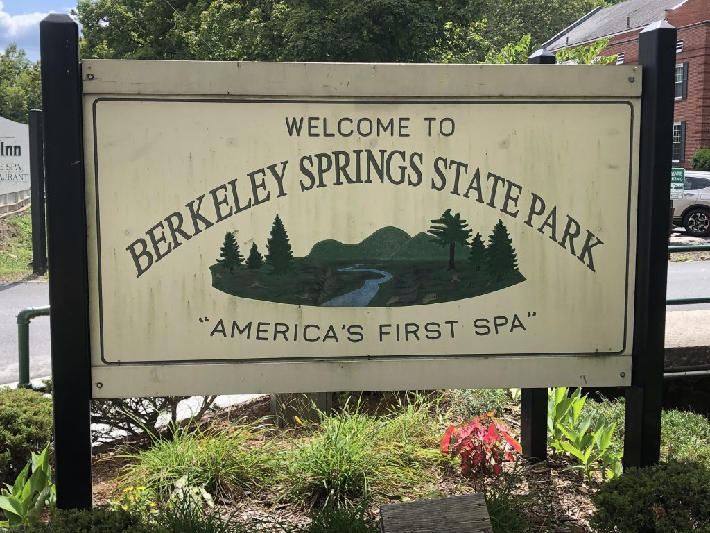 First US Spa Berkeley Springs