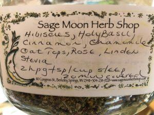 Sage Moon Herb Shop