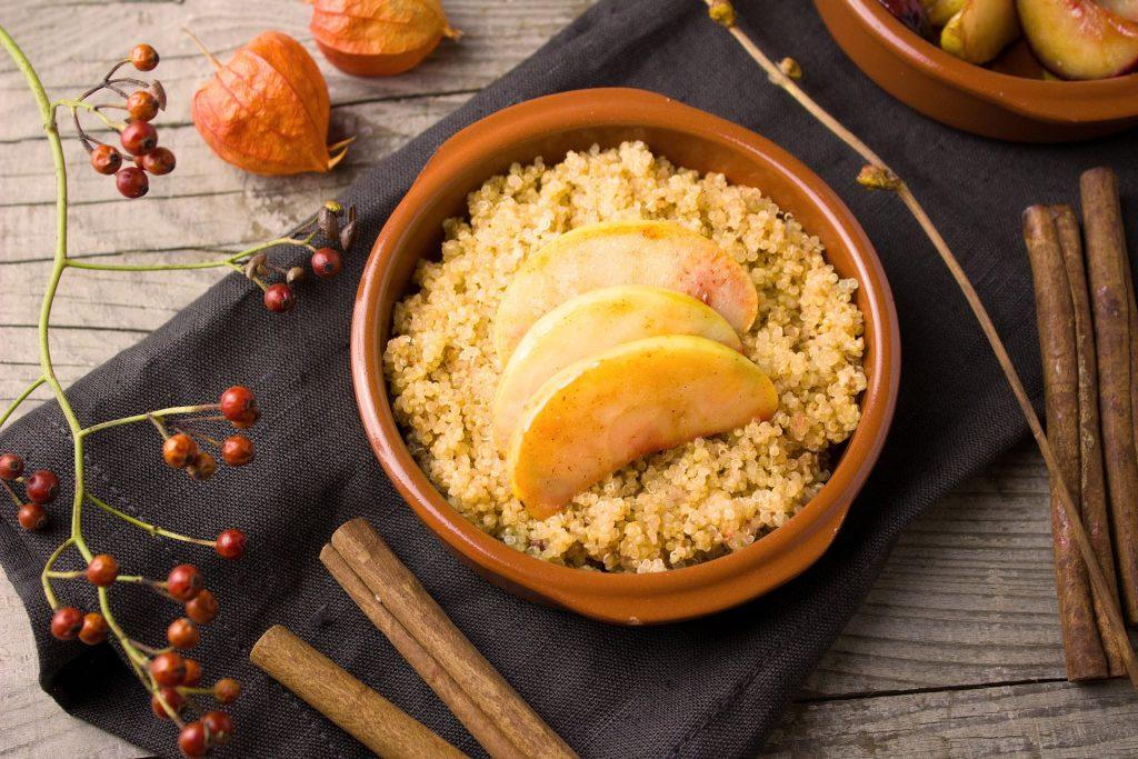 the benefits of quinoa