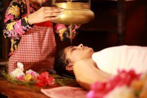 Shirodhara sleep paralysis